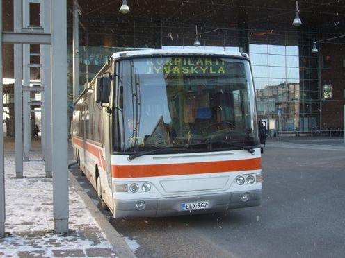 Jyväskylän Liikenne
